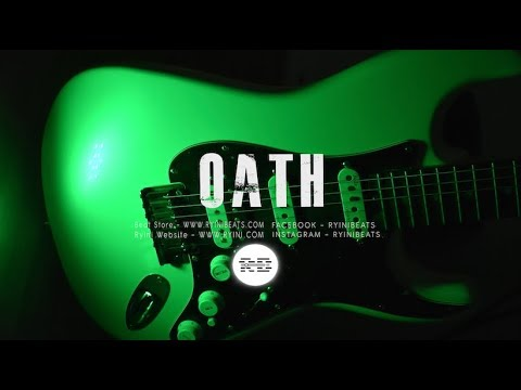 "[FREE] Trap Rock Type Beat ""Oath"" [Guitar Hip Hop Hybrid Instrumental 2019]"