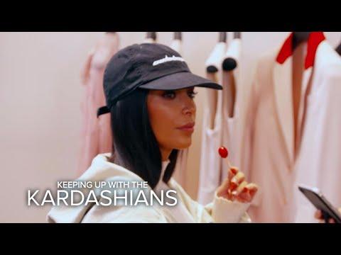 KUWTK  Kim Kardashian West's Shopping Trip Turns Scary  E!