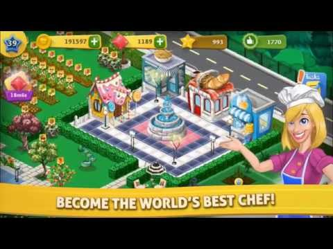 Chef Town - Official Game Trailer