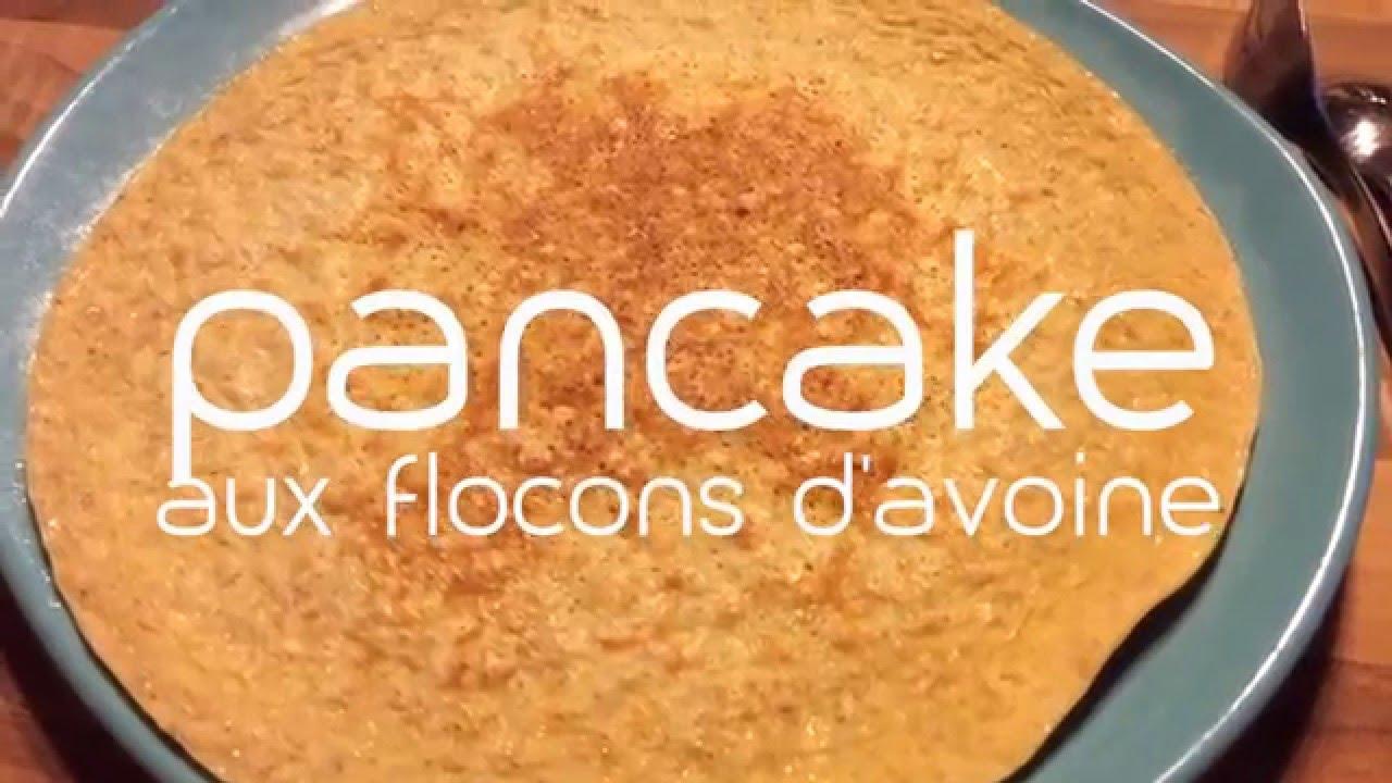recette pancakes aux flocons d 39 avoine coach diet40 youtube. Black Bedroom Furniture Sets. Home Design Ideas
