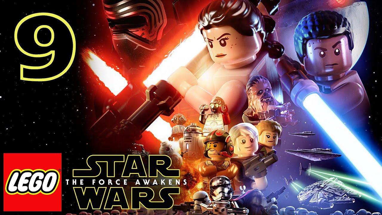 Zagrajmy W Lego Star Wars Przebudzenie Mocy 9 Sabotaż