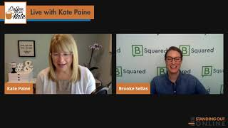 Guest: Brooke B Sellas, Founder & CEO of B Squared Media Digital Marketing