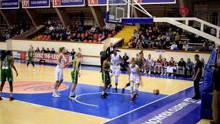 Basketball: Wisła Can-Pack Kraków - AS-FBG Zagłębie Sosnowiec. 2017-11-26