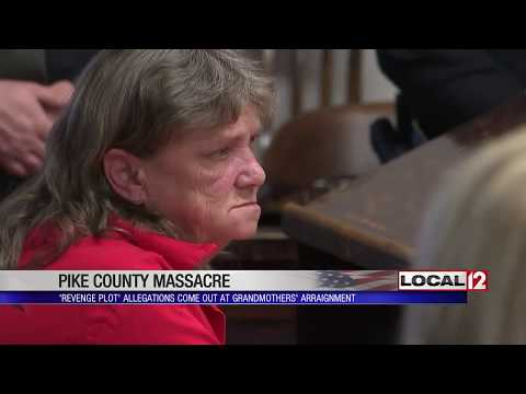 Crime: Pike County sheriff pleads not guilty in 16-count criminal