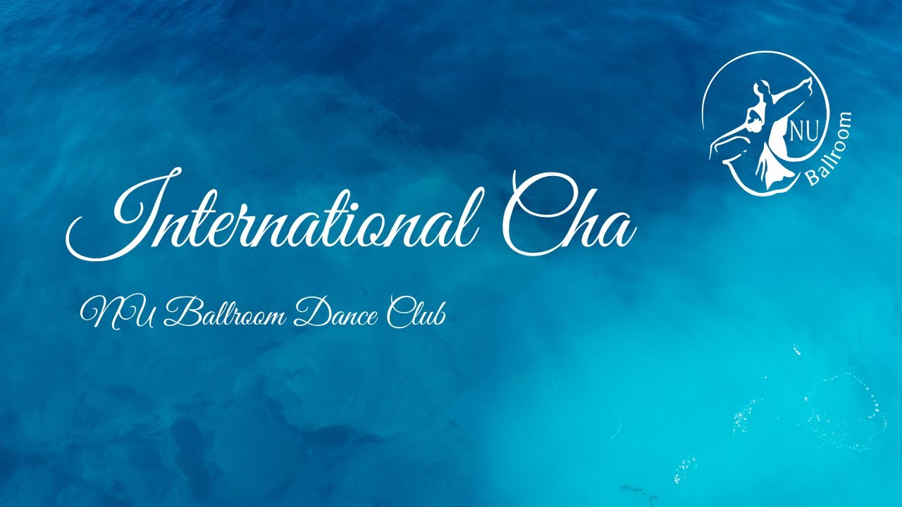 Beginner International Cha Cha