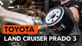 Manual do proprietário Toyota Land Cruiser J7 online