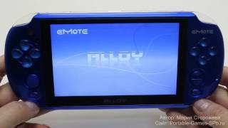 Emote Alloy - обзор игровой приставки