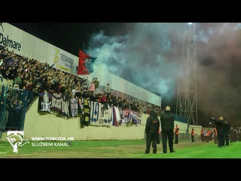 Torcida Split / HNK Šibenik - HNK Hajduk Split 0:1 (1/8 finala Kupa)