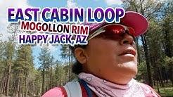 TRIP VID - East Cabin Loop, Happy Jack AZ