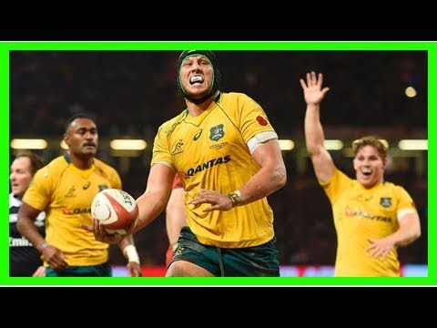 Espn's european rugby review november 13 international test matches — player of the weekend, flop