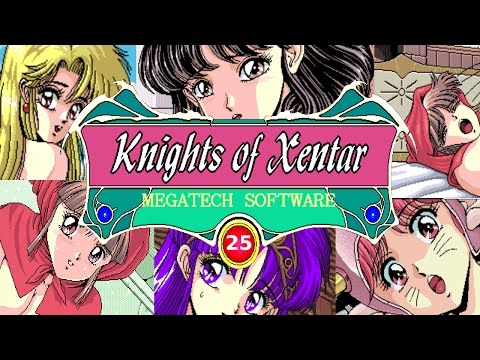 Knights of Xentar | Episode 25 [ NSFW , 18+ ]