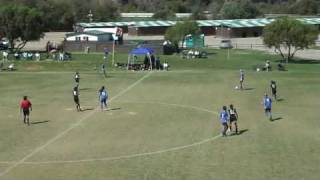 Tara Budnick-Irvine Strikers Girls Soccer U16 Coast Soccer League Premier 08