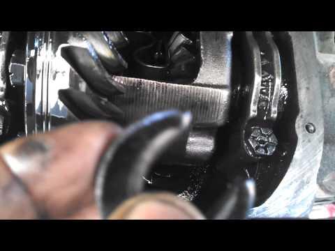 How to remove rear axel shaft Mustang GT Bullitt Mach1