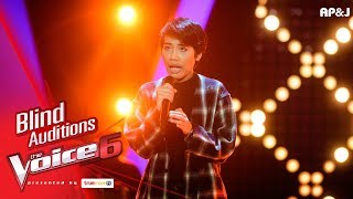 ส้ม - คู่คอง - Blind Auditions - The Voice Thailand 6 - 26 Nov 2017