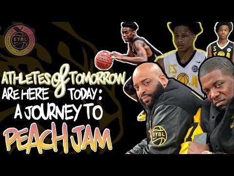 Athletes of Tomorrow are Here Today: A Journey To Peach Jam