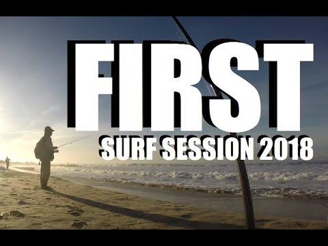 First Surf Sesh 2018 | San Diego Fishing
