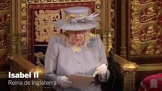 El Discurso de la Reina se centra en la recuperación nacional de la pandemia