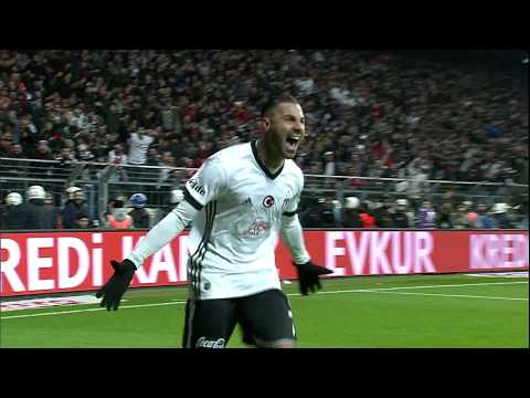 Beşiktaş 3 - 1 Fenerbahçe #Özet