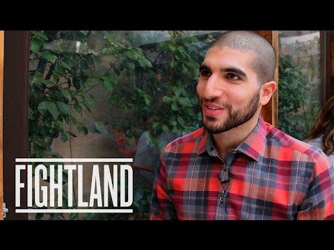 The Voice of MMA: Fightland Meets Ariel Helwani