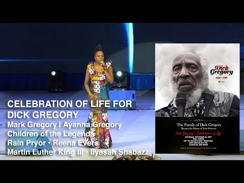 Dick Gregory Celebration of Life - Children of The Leaders (HD)