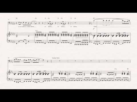 Trombone  - Welcome to the Jungle - Guns N' Roses -  Sheet Music, Chords, & Vocals