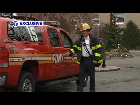 Exclusive: 34-year Veteran Of FDNY Recounts Career Before Retiring As Battalion Chief