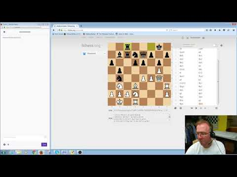 Chess Cruncher TV (10-16-2017)