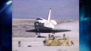 Space Shuttle Era: Landing Sites