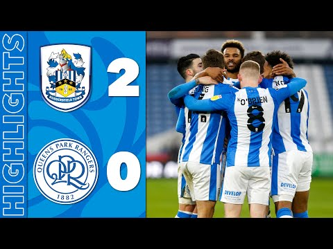 Huddersfield QPR Goals And Highlights