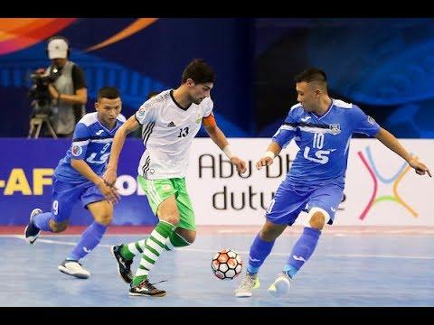 Nafit Al Wasat vs Thai Son Nam (AFC Futsal Club Championship 2017 – Quarter-Finals)