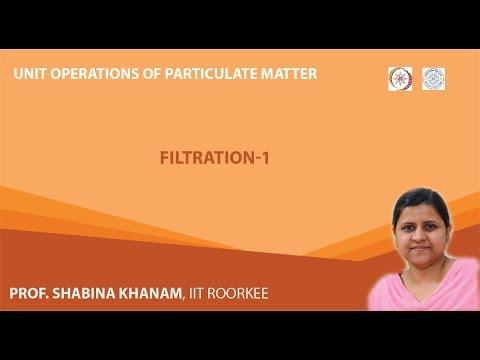 Filtration-1
