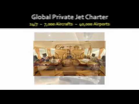 Luxury Jet Charter | Global Private Jet Charter