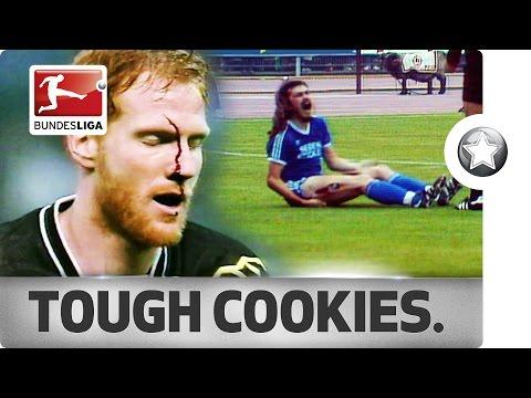 No Pain, No Gain - The Bundesliga's Toughest Players