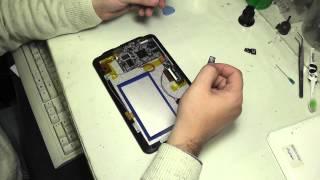Восстанавливаем планшет allwinner A10 A13 A20 A31 слетел Boot, не исправна флешка