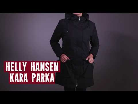 e810e0750 Helly Hansen Women's Kara Parka 2017 Review - YouTube