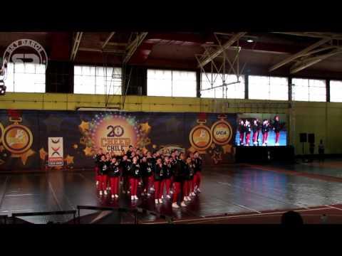 SKYDANCE - OPEN HIP HOP - CHEER CHILE 2016
