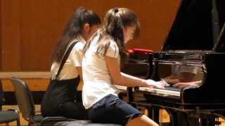 Astor Piazzolla-Violentango 2 piano 2011