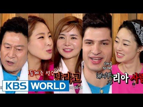 Happy Together - Jang Seohui, Choi Yeojin, Alberto & more! (2015.03.26)