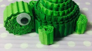 Make A Cute Paper Turtle - Diy Crafts - Guidecentral