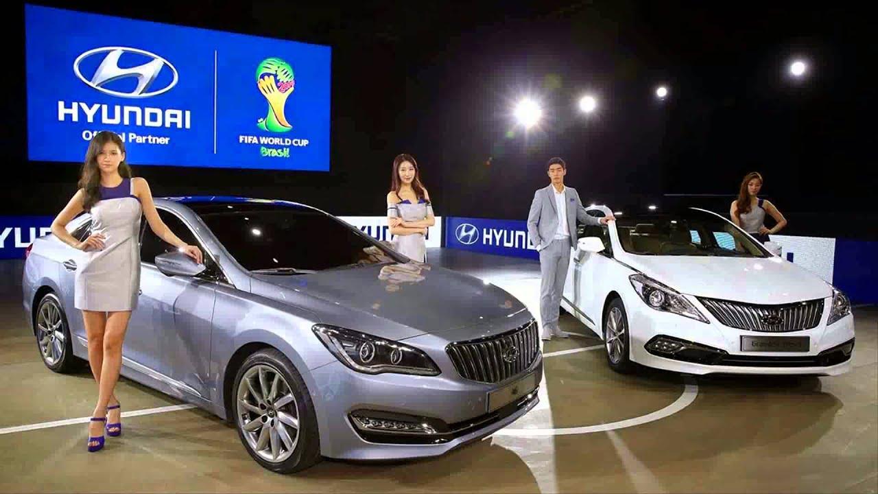 Hyundai Azera Grandeur Hybrid 2017 Model
