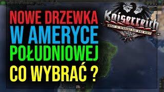 Kaiserreich update -Nowe drzewka | Co wybrać?
