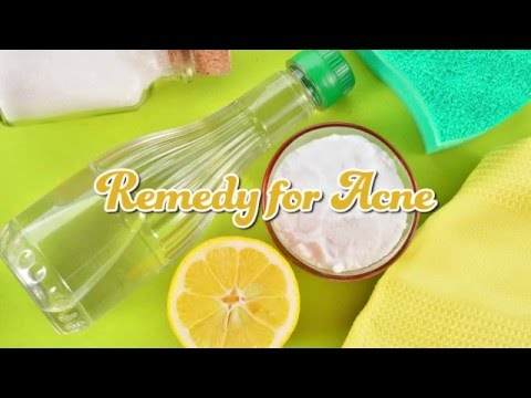 DIY Home Remedy to  Treat Acne