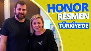 Honor 7X ve 9 Lite Türkiye'de! Merve Özbey, Honor için ne dedi?