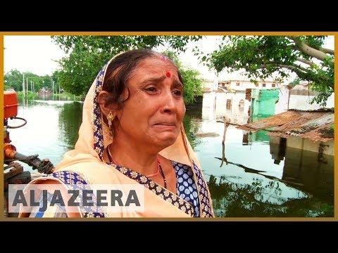 India dams: Villages
