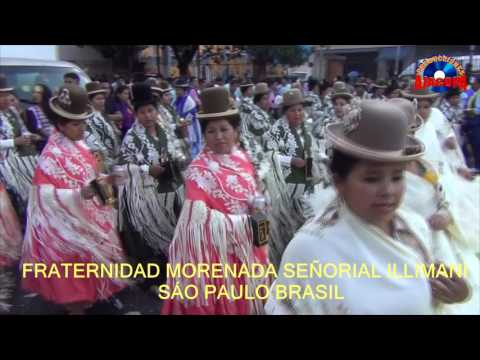 morenada señorial illimani sp 2017