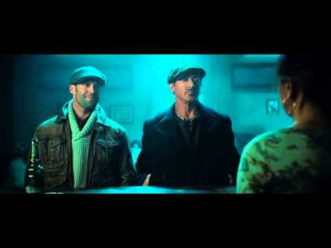 The Expendables 2 (1st Sangs Fight)