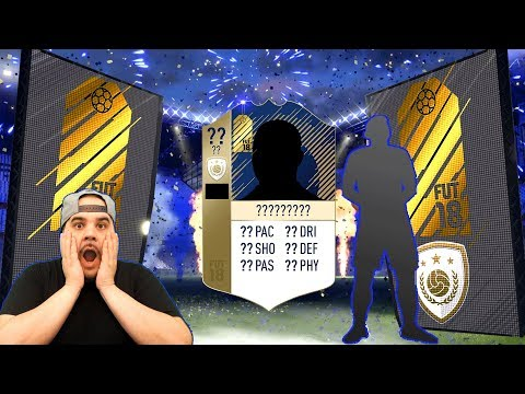 OMG I PACKED AN ICON! INSANE BLACK FRIDAY SBC'S AND LIGHTNING ROUNDS! - FIFA 18 ULTIMATE TEAM