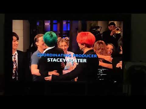 Slow-mo of Jikook/Kookmin Moment on SNL