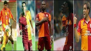 Galatasaray ın Unutulmaz 20 Golcüsü