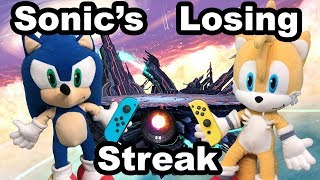 TT Movie: Sonic's Losing Streak